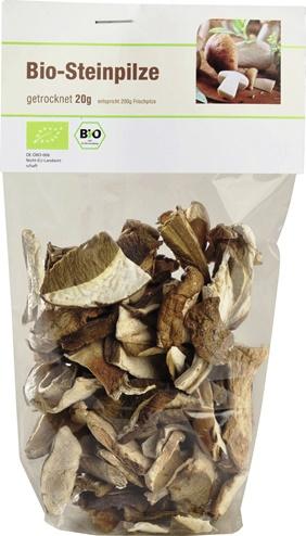 Ciuperci Hribi deshidratati 20 g 0