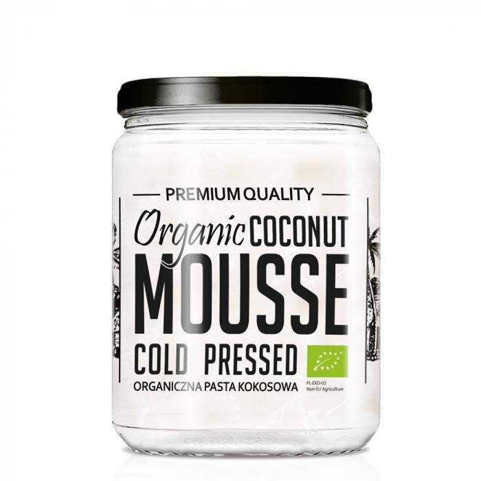 Cocos mousse bio 500ml [0]
