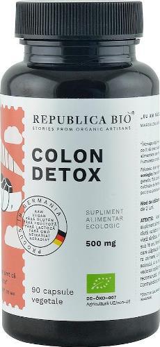 Colon Detox 90 capsule 53.5 g 0