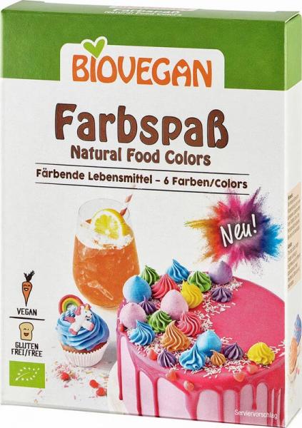 Colorant alimentar FARA GLUTEN 6x8 g 0
