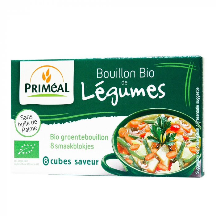 Concentrat supa de legume 72g 0