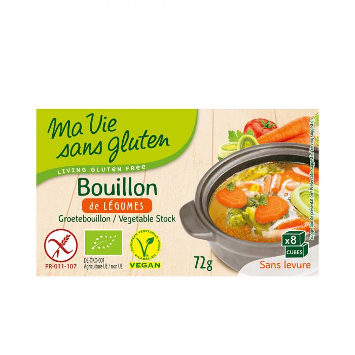 Concentrat supa legume - fara gluten 72g 0
