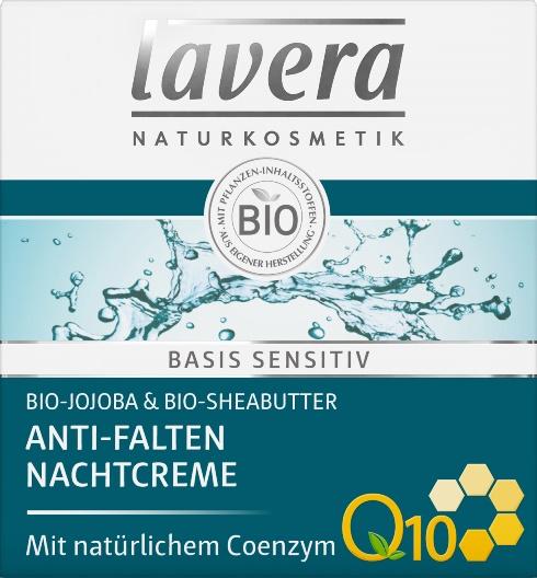 Crema antirid pentru noapte cu coenzima Q10 50ml 0