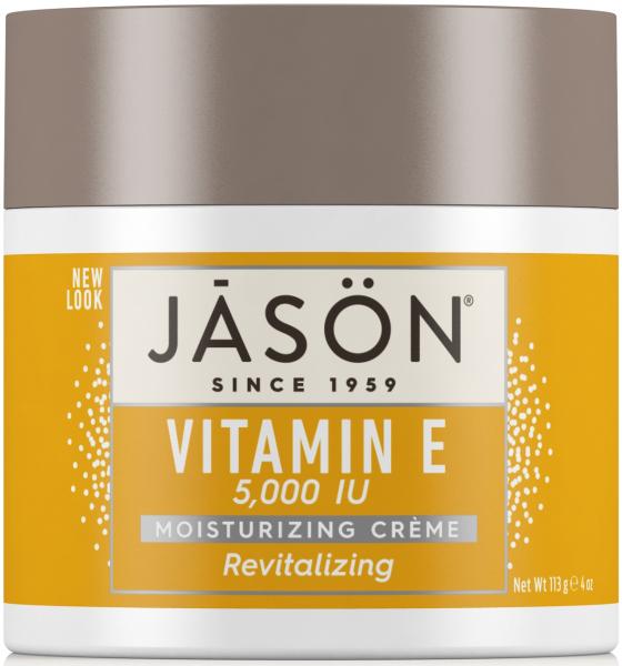 Crema de fata hidratanta cu Vitamina E , 120g, Jason [0]