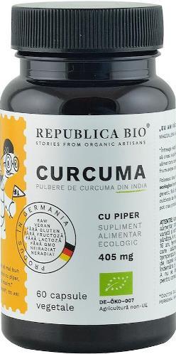 Curcuma 60 capsule 30 g 0