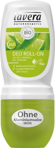 Deo Roll-on cu limeta si verbina 50ml 0