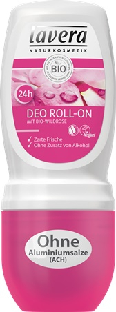 Deo Roll-on cu trandafir salbatic 50 ml 0