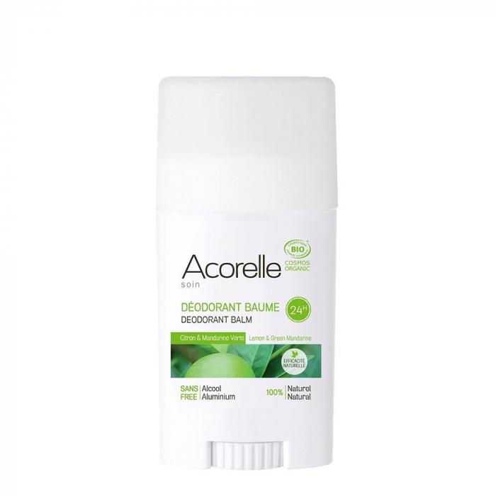 Deodorant eficacitate maxima - lamaie+mandarine verzi 40g 0