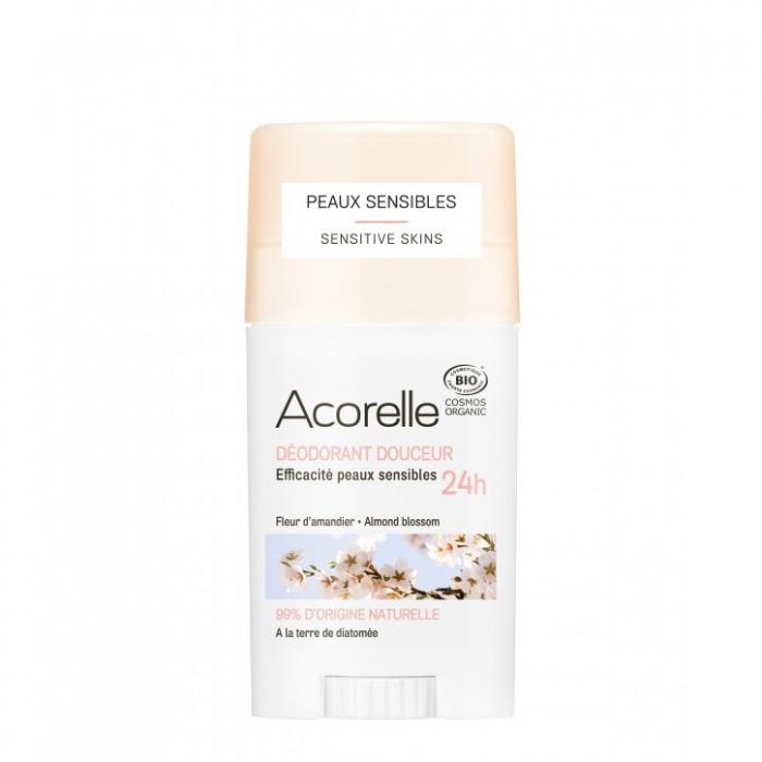 Deodorant stick-gel - flori de migdal 45g 0