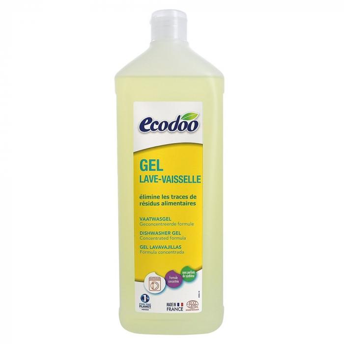 Detergent bio lichid pentru masina de spalat vase 1L 0