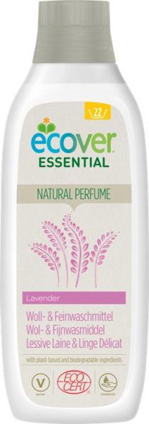 Detergent lichid cu lavanda pentru lana si rufe delicate ecologic 1L [0]