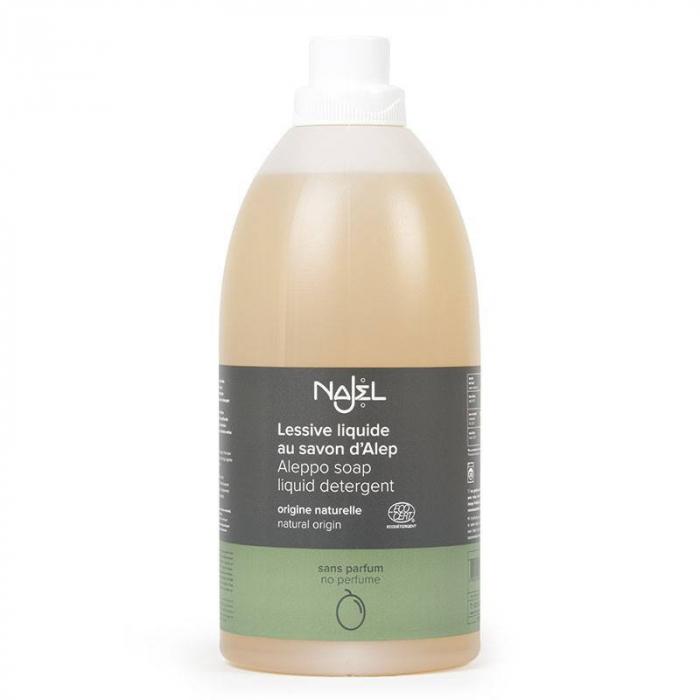 Detergent lichid cu sapun de ALEP fara miros 2L 0