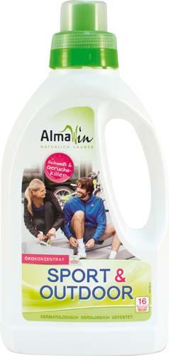 Detergent lichid pentru imbracaminte sport 750 ml 0