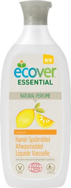 Detergent lichid pentru vase cu lamaie 500 ml 0