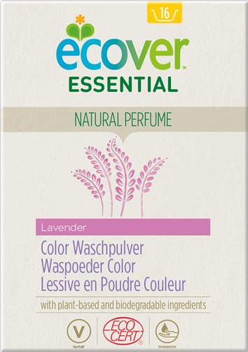 Detergent pentru rufe colorata cu lavanda 1,2 kg 0
