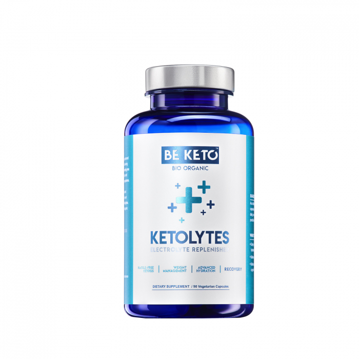 Electroliți keto 90 capsule Be Keto [0]