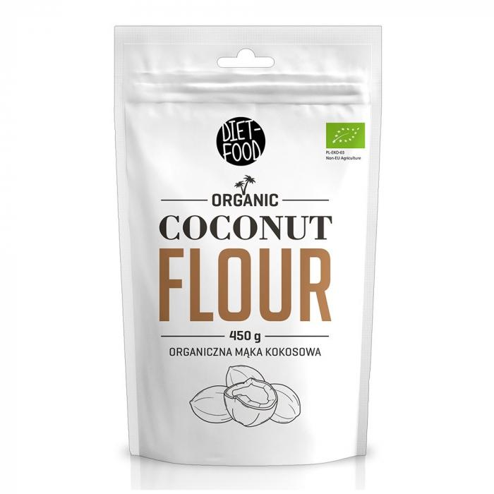 Faina de cocos bio 450g [0]