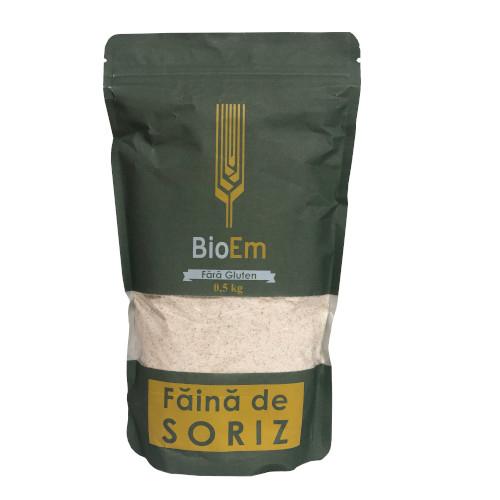 Faina de soriz fara gluten 500g [0]