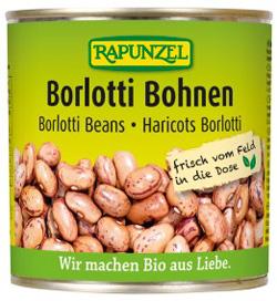 Fasole Borlotti bio in doza 400g [0]