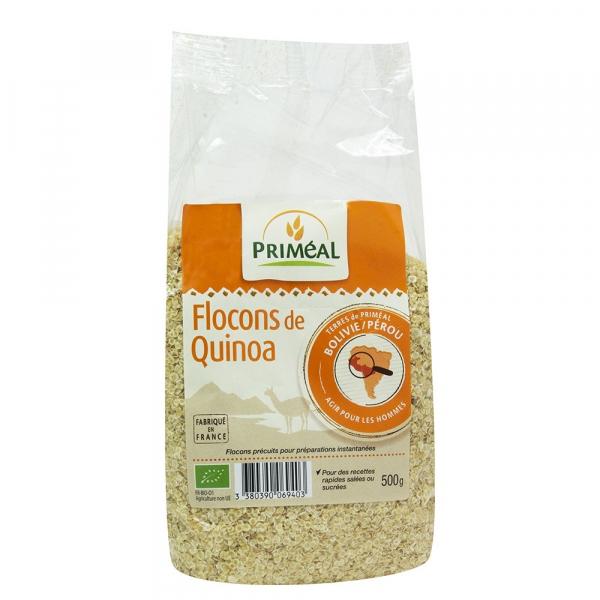 Fulgi de Quinoa 500g, Primeal 0