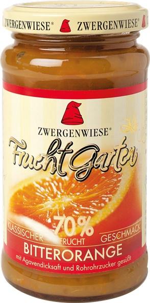 Gem de portocala amara  indulcit cu nectar de agave 225g 0