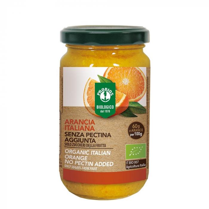 Gem de portocale fara zahar, fara pectina 220g [0]