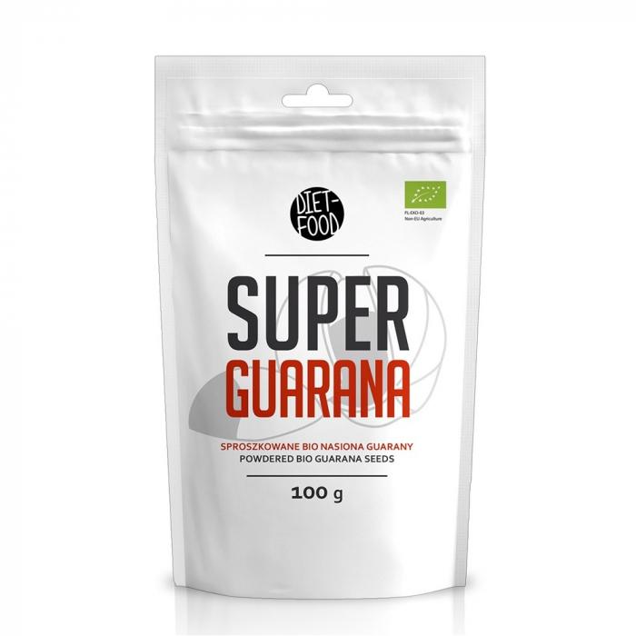 Guarana - pulbere bio 100g [0]