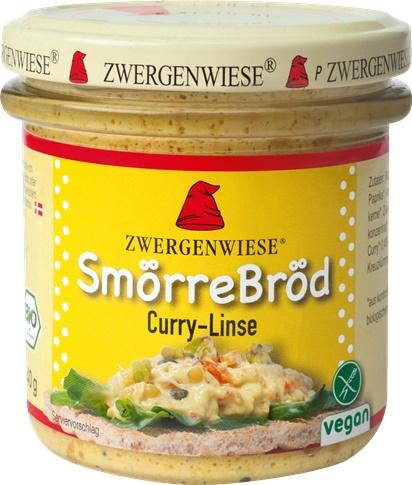 Gustare cu curry si linte bio fara gluten 140g 0