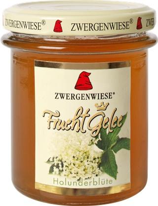 Jeleu din flori de soc FARA GLUTEN 195 g 0
