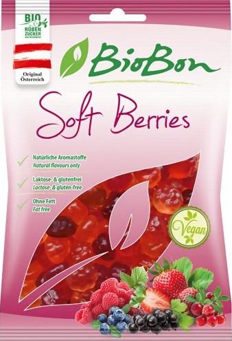 Jeleuri cu fructe de padure  100 g 0