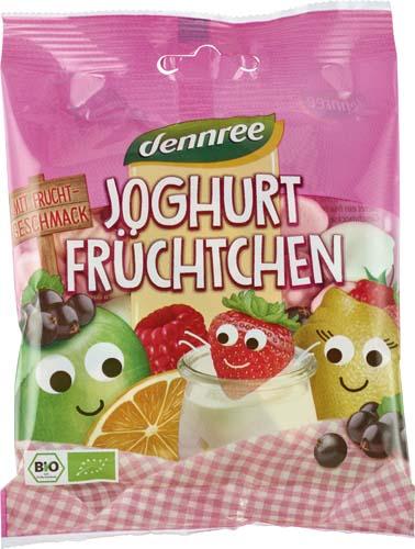 Jeleuri cu iaurt si fructe 90 g 0