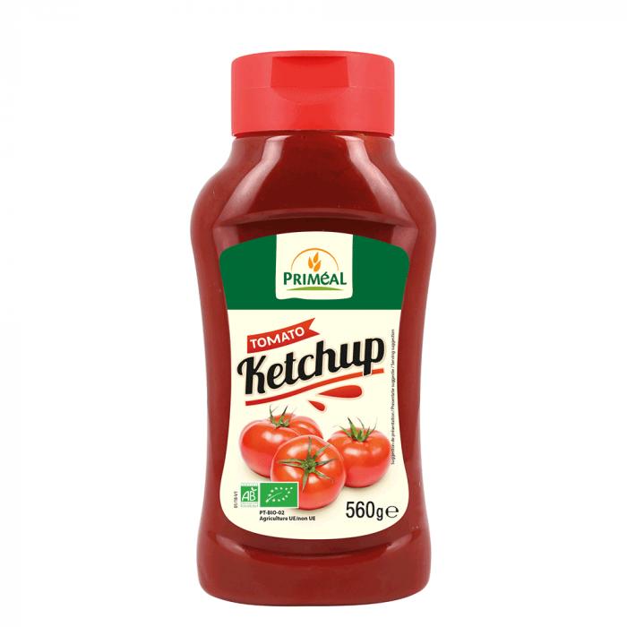 Ketchup bio 560g 0