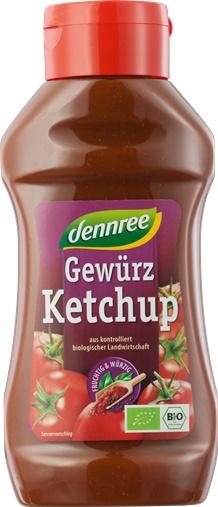 Ketchup cu condimente 500 ml 0