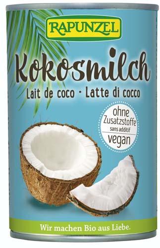 Lapte de cocos bio 400ml 0