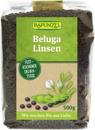Linte Beluga neagra mica 500 g [0]