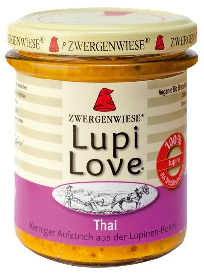 Lupi Love crema tartinabila din lupin - Thai FARA GLUTEN 165 g 0