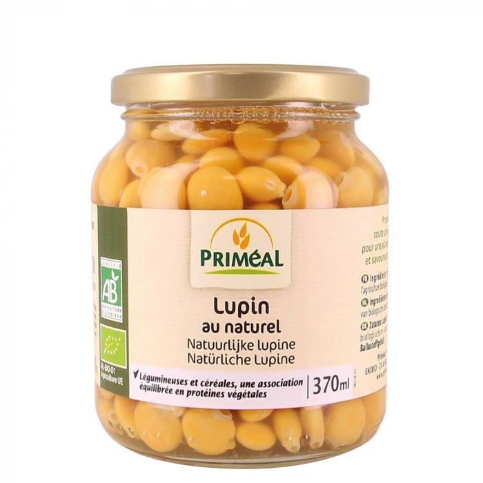 Lupin bio natur 370ml [0]