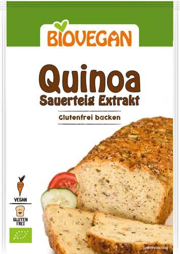 Maia din extract de quinoa FARA GLUTEN 20 g 0