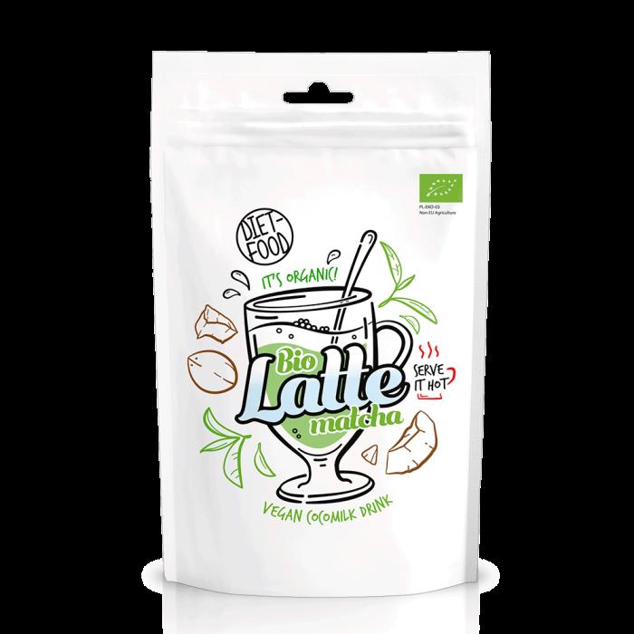 Matcha Latte bio vegan 200g 0