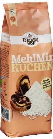 Mix de faina pentru prajituri ecologica fara gluten 800g [0]