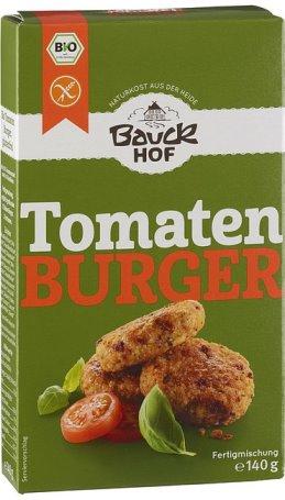 Mix pentru burger cu tomate si busuioc FARA GLUTEN 140g 0