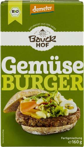 Mix pentru burger vegetal Demeter 160 g 0