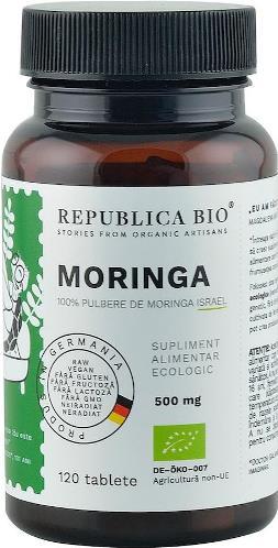 Moringa 120 tablete 60 g 0