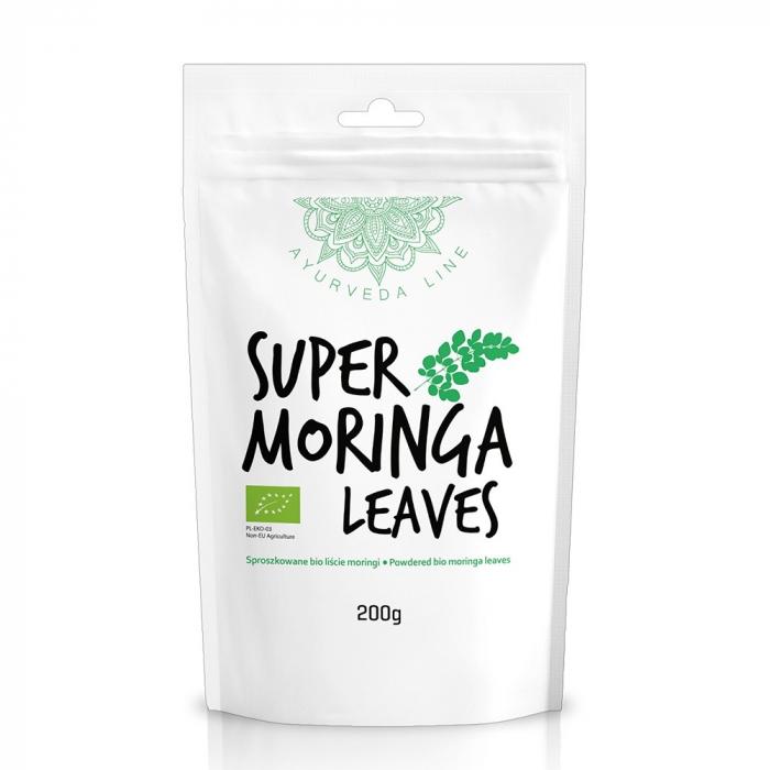 Moringa - pulbere bio 200g 0