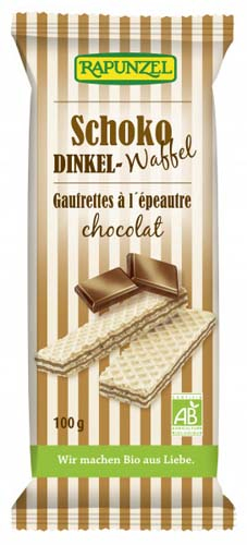 Napolitane cu crema de ciocolata  100 g 0