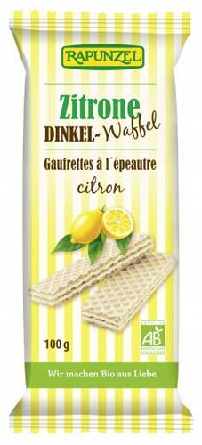 Napolitane cu crema de lamaie  100 g 0