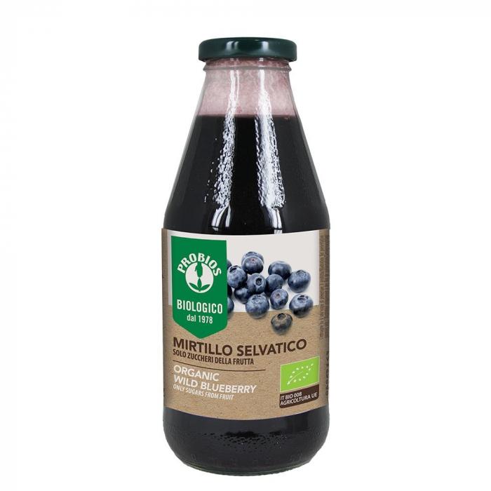 Nectar de afine fara zahar 500ml [0]