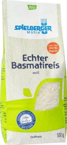 Orez basmati alb ecologic 500g [0]