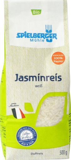 Orez Jasmin alb ecologic 500g [0]