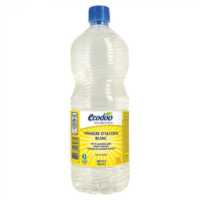 Otet din alcool alb pentru menaj 1L 0